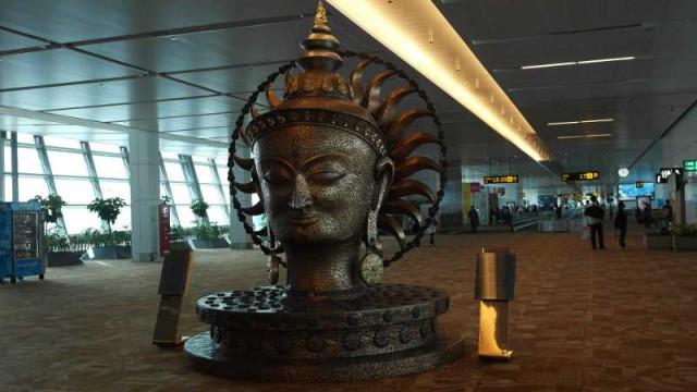 Airport Dehli