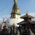 Swayambhu Tempelanlage