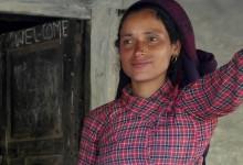Von Sarangkot nach Naudaada - Pokhara Nepal