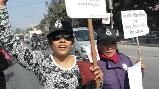 Volunteering bei der Womens-Foundation-of-Nepal